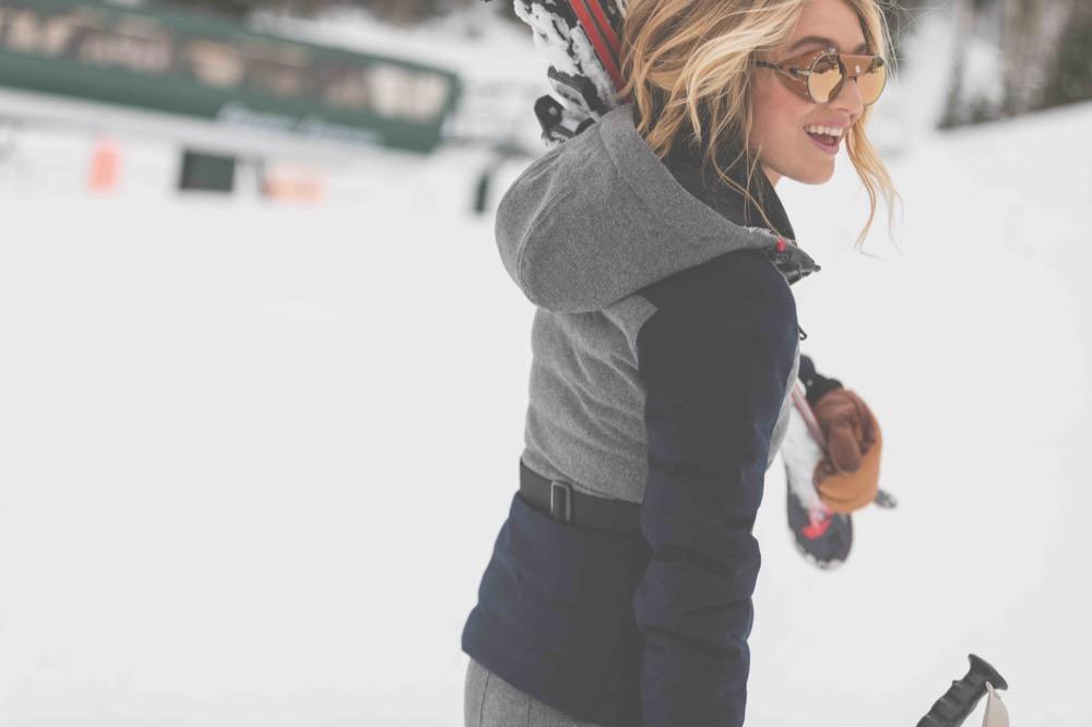 Kat Colour-Block Quilted Merino Wool-BLend Ski Jacket ,  £1,245    net-a-porter.com