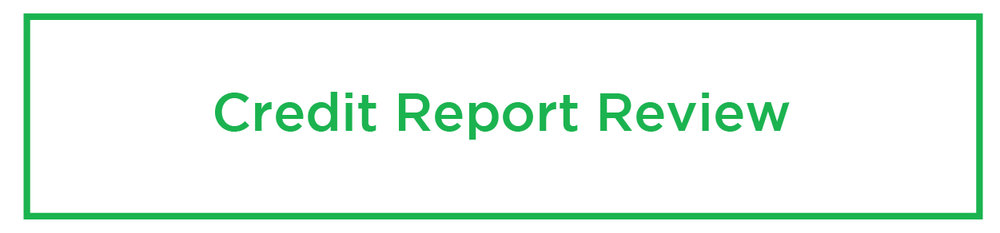 - Personalized review of your free AnnualCreditReport.com credit report.