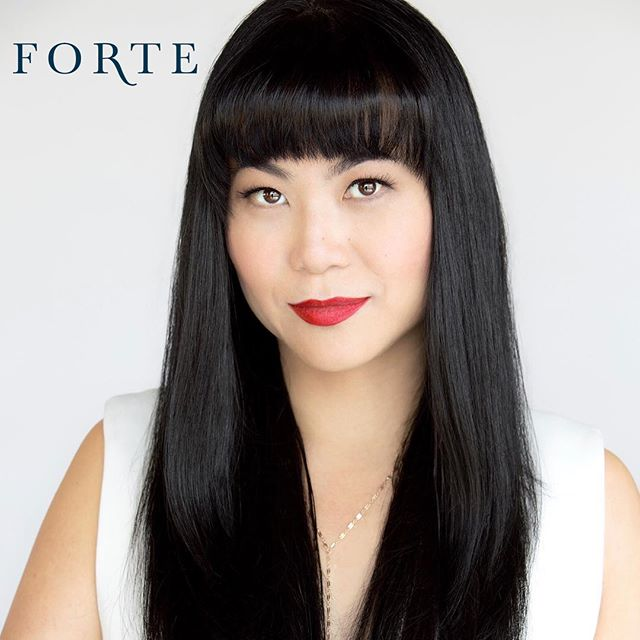 It is totally fitting that the first profile on the FORTE Blog, Forte Riflessi, would be of my friend and colleague, Mel Lim.  At first glance it might be easy to underestimate this effervescent, lovely woman. But do not be fooled. In addition to being kind, generous and charming, Mel Lim is a force of nature! She embodies drive, resilience, and a laudable commitment to lifting others up right along with her.  She inspires me with her vision, extraordinary work ethic, and professional actualization.  Link in profile  #fortecollective
