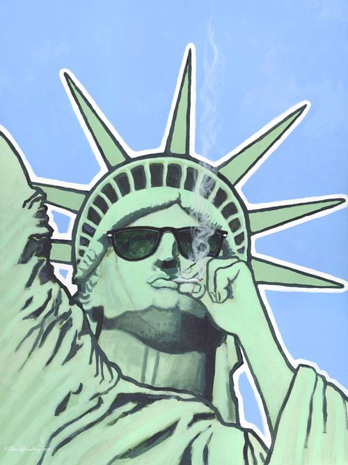 Cannabis Art Mary Jane Gallerybrhttpswwwmaryjanegallerycom