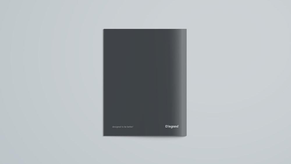 Legrand, North & Central America: Executive Leadership Brochure - Back Cover