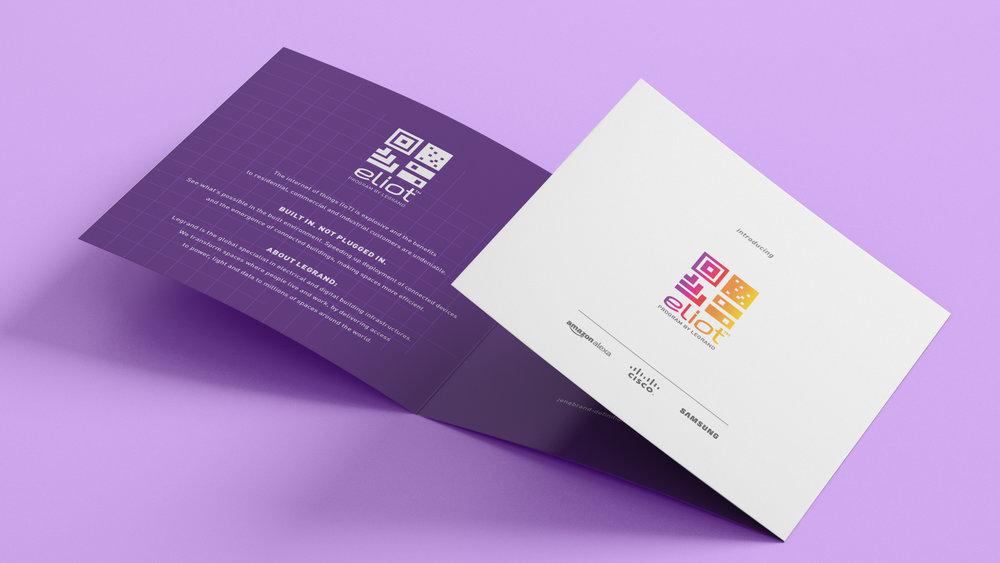 Eliot Program Launch Brochure - Z-Gate Fold