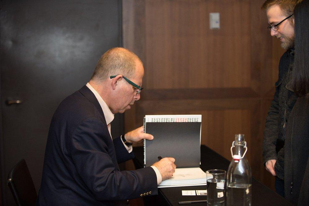 04.03.16 - Meeting Michael Bierut