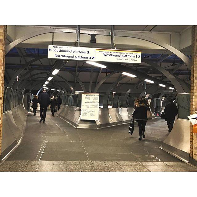 Steel frame. . . . #london #farringdonstation #farringdon #architecture #infrastructure #keepitmoving #steel #engineering #underground #tube