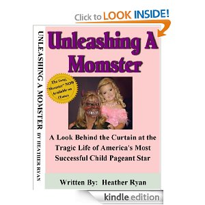 Unleashing a Momster Amazon cover
