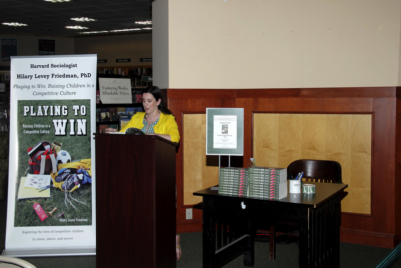 Hillary Friedman Barnes and Noble