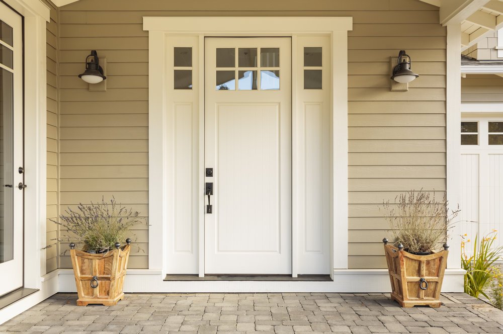 City Home Center Door