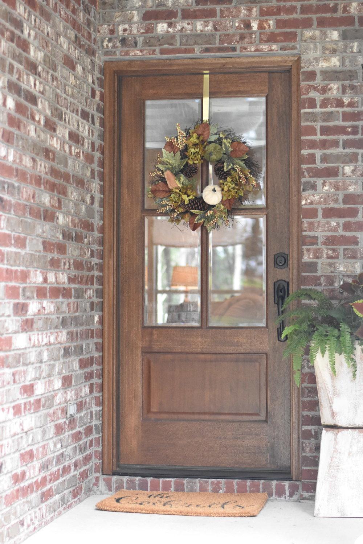 Front door from City Home Center