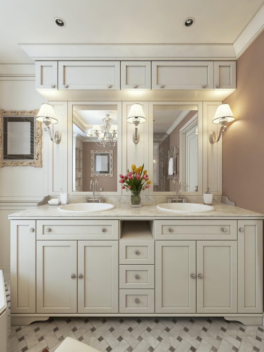 City Home Center Bathrooms