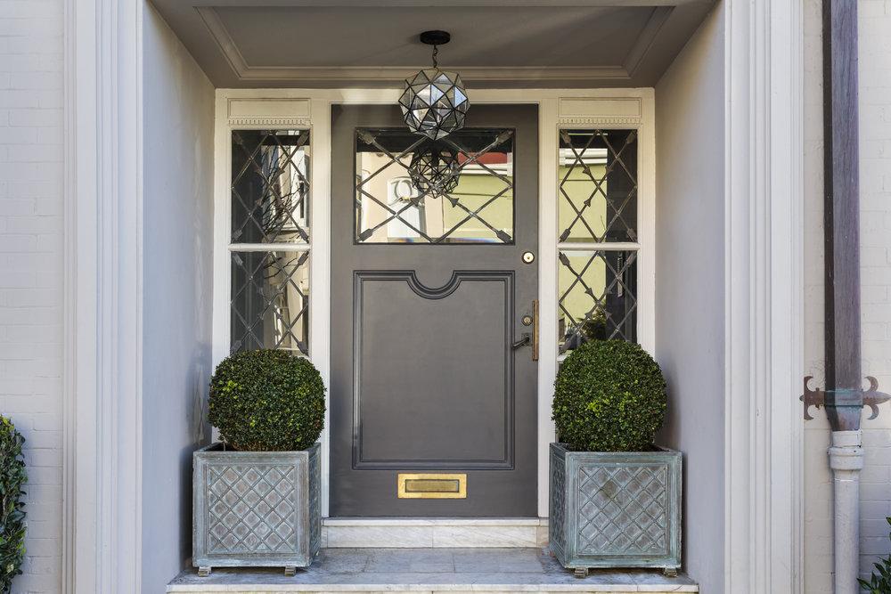 Doors at City Home Center