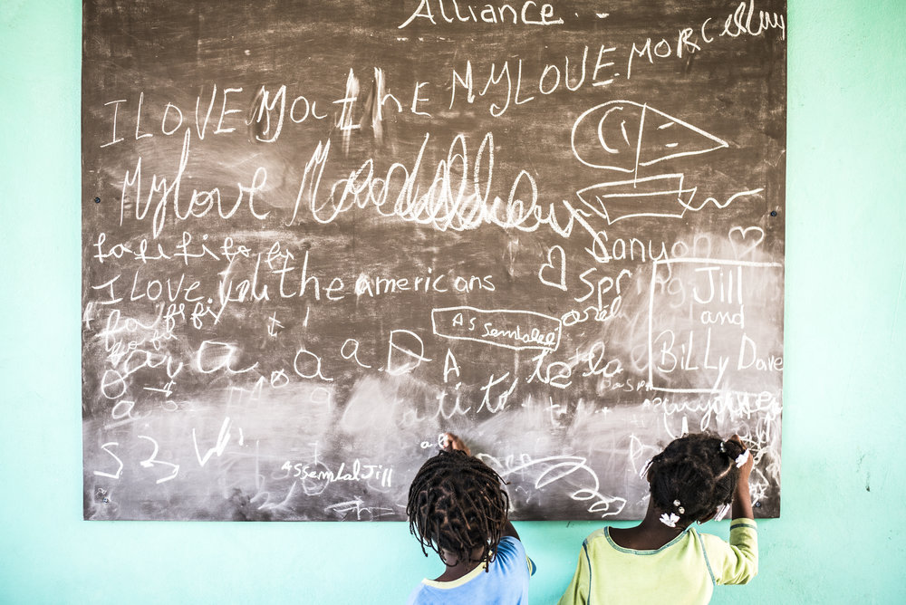 Less than 50% of primary aged girls graduate from school. - -World Stats Book