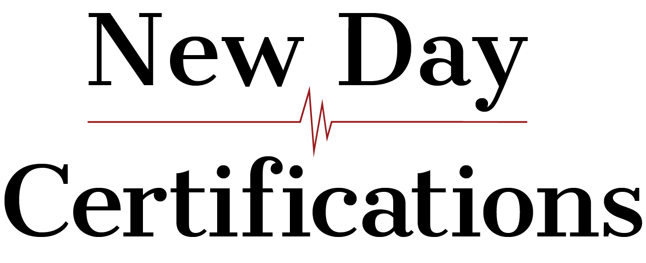 New Day Certifications