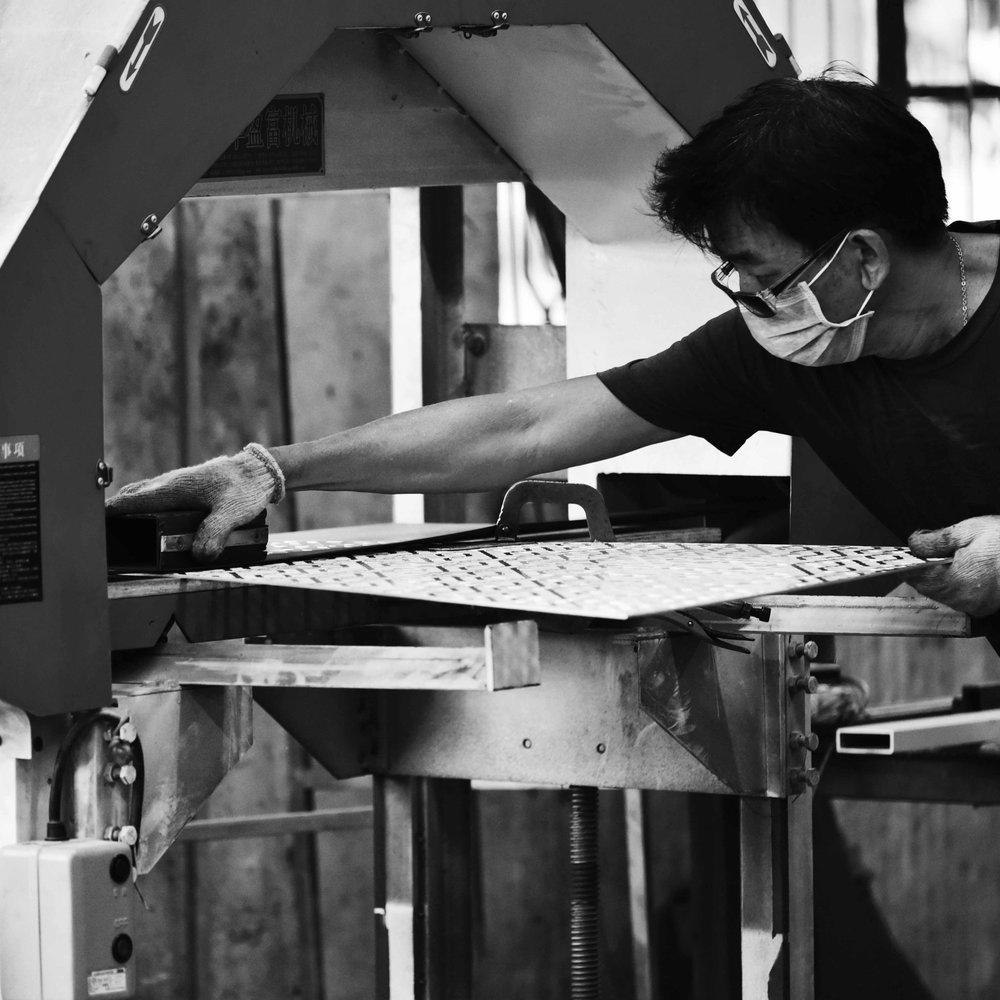 精細的匠造工藝 -