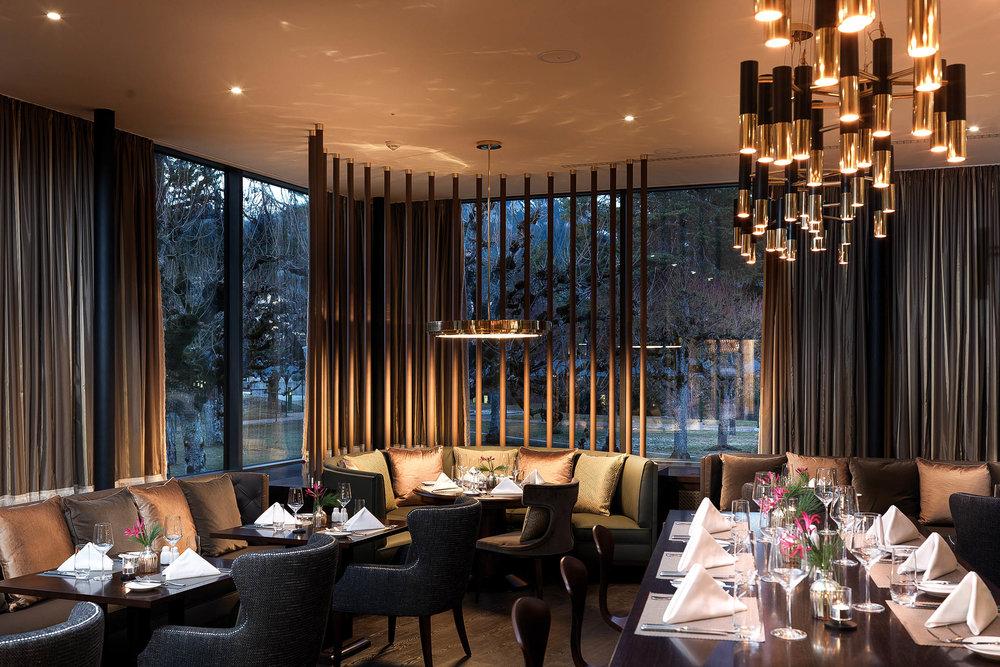 瑞士Waldhaus Flims大酒店