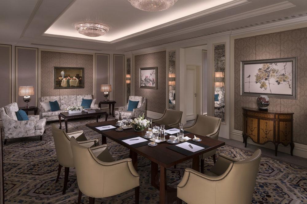 土耳其伊斯坦堡香格里拉大酒店