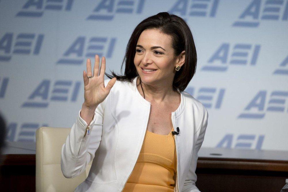 Sheryl Sandberg Facebook's COO