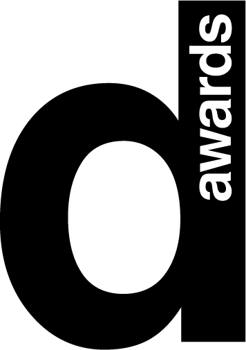 D Awards d only black logo.png