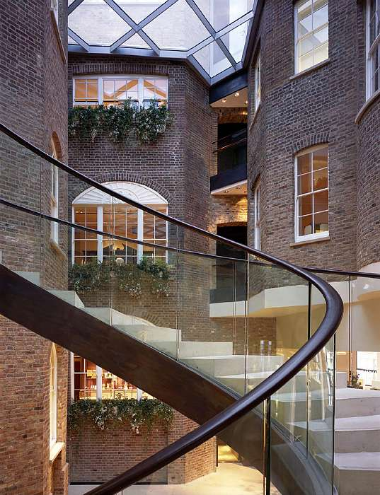 Aspery Building Handrail