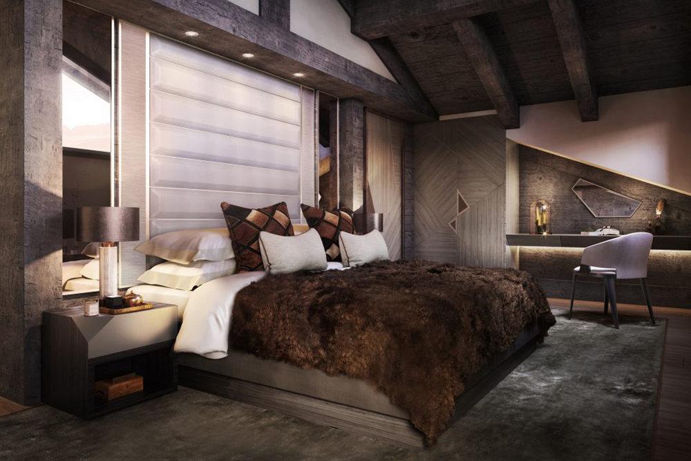 Design Practice:  Morpheus London  Project Title:  The Lodge