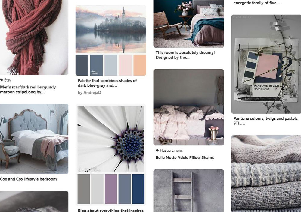 2019 Colour Predictions…#2 'SOLACE' - 26.10.18