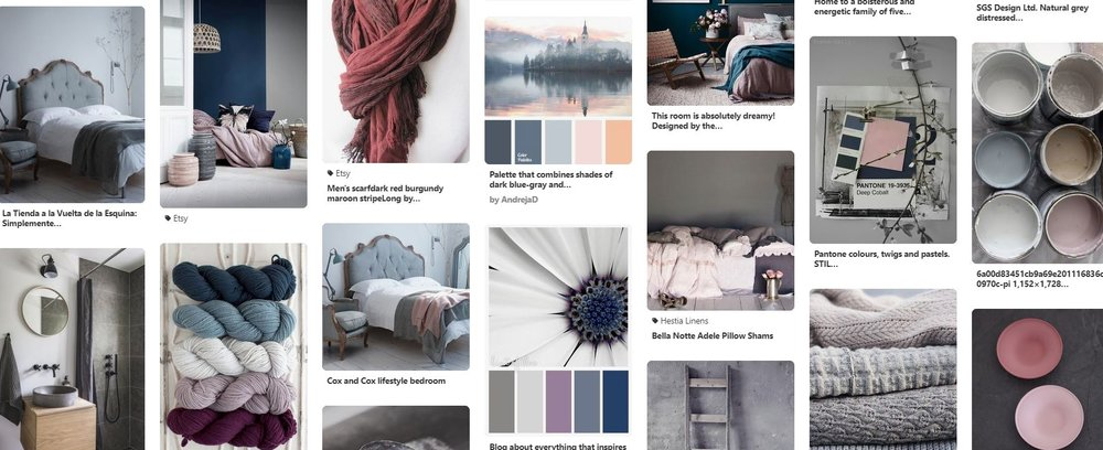 SOLACE Pinterest board