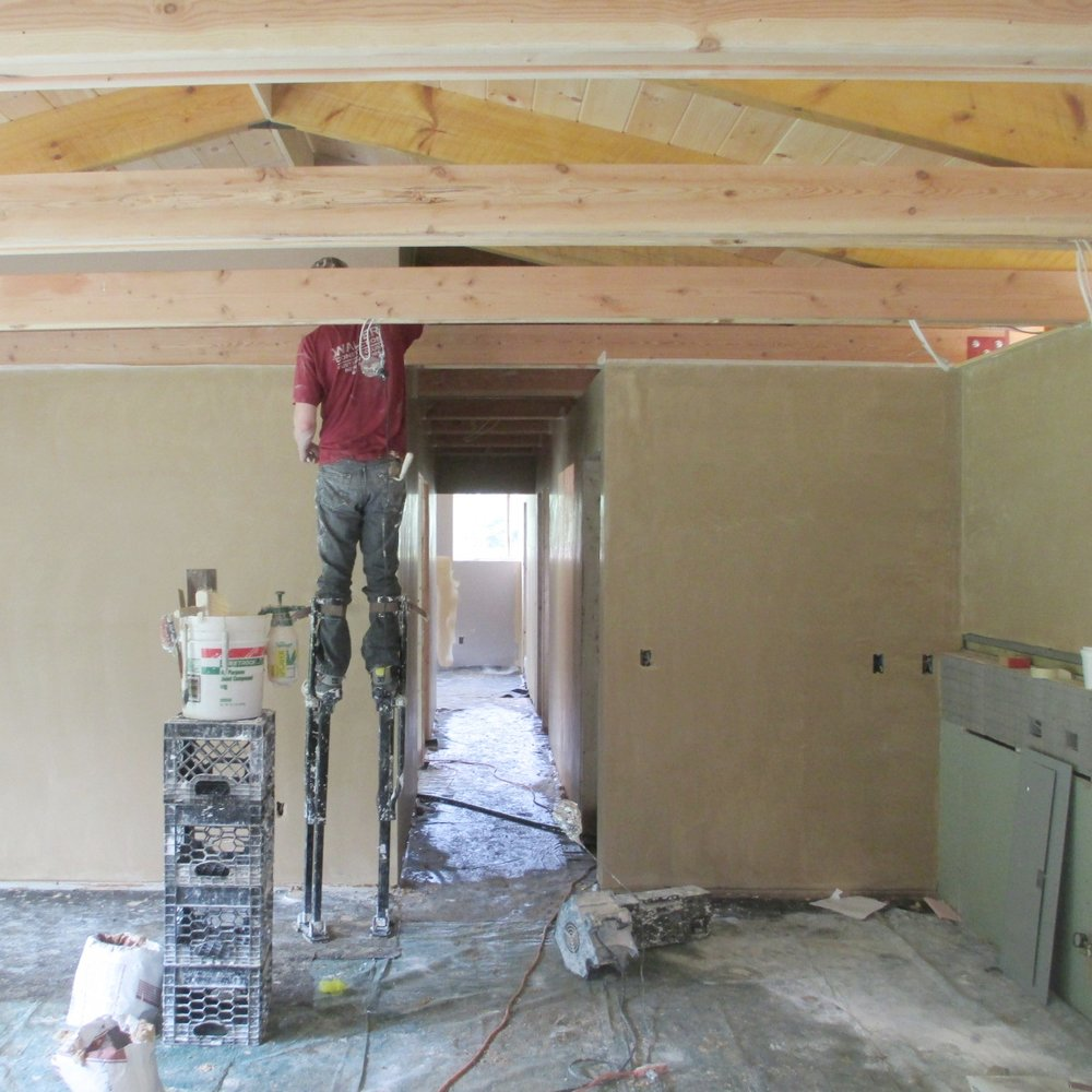 integral color veneer plastering