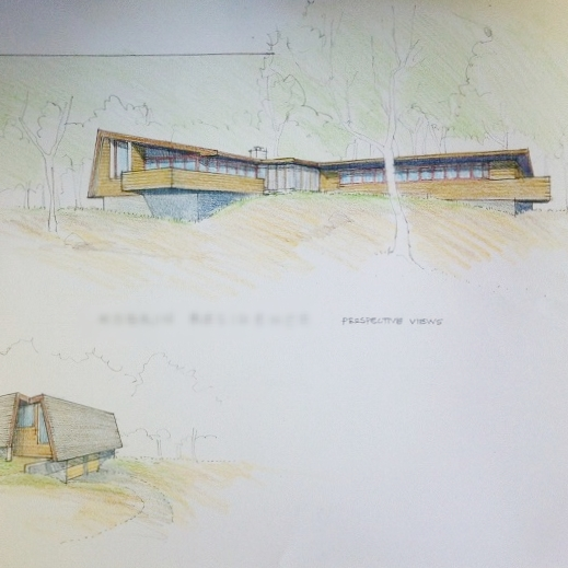 design presentation drawing