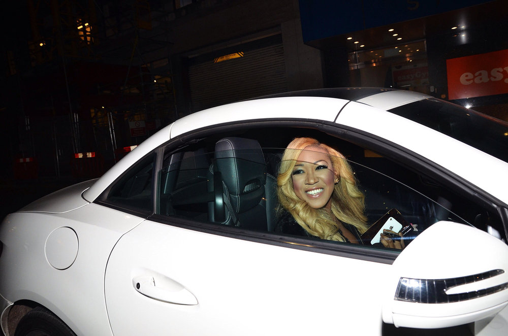 white mercedes + car + convertible +  the best +nude louboutins + gold ysl bag + west end club gina rio + georgina rio + hot + body + big brother + uk + style + outfit + blogger + vlogger + london.jpg