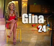 gina rio + christian louboutin shoes + red and black + big brother vt + georgina.JPG
