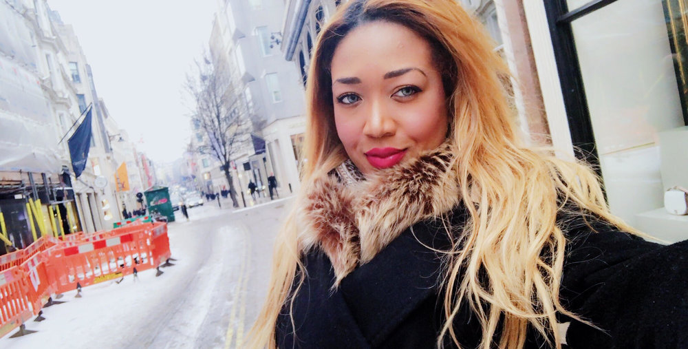 cold + london + snow + ice + weather + bond street + mayfair + big lips .jpg
