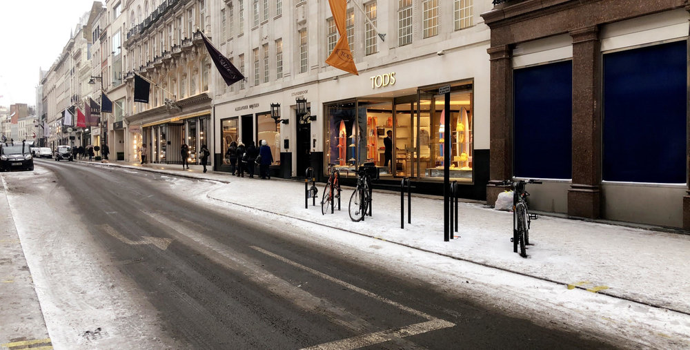 shops + cold + london + snow + ice + weather + bond street + mayfair .jpg