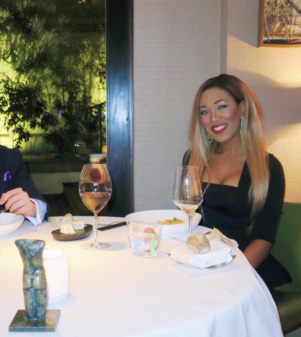 gina rio boyfriend + date night + food + restaurant + michelin star + mayfair + the Green House + mayfair + review + blog + vlogger + hot girl + outfit .jpg