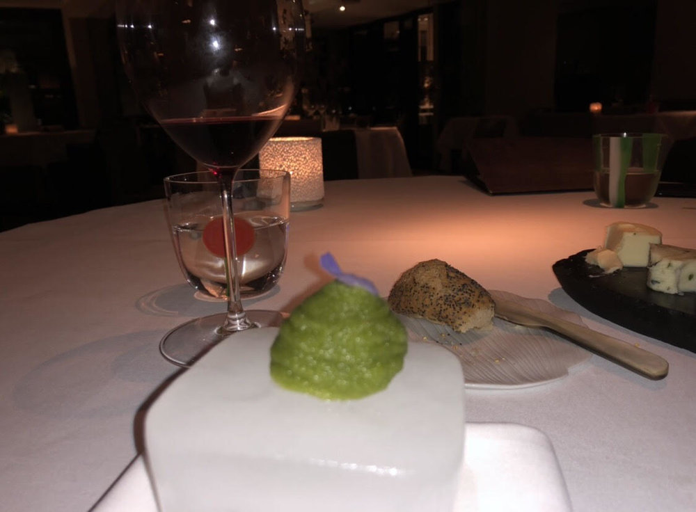 weird food + date night + food + restaurant + michelin star + mayfair + the Green House + mayfair + review + blog + vlogger + hot girl + outfit  + french.jpg