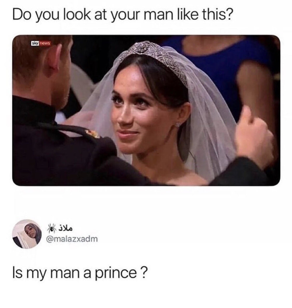 meme + prince harry + white + lace + dress + wedding + inspo + meghan markle + blog + dream + relationship goals .jpg