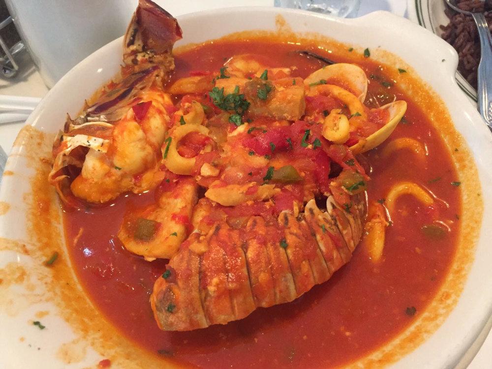 lobster + little havana + miami + cuban + restaurants + the best + blogger + fun + food + style + fashion + travel + diary + vlog.jpg