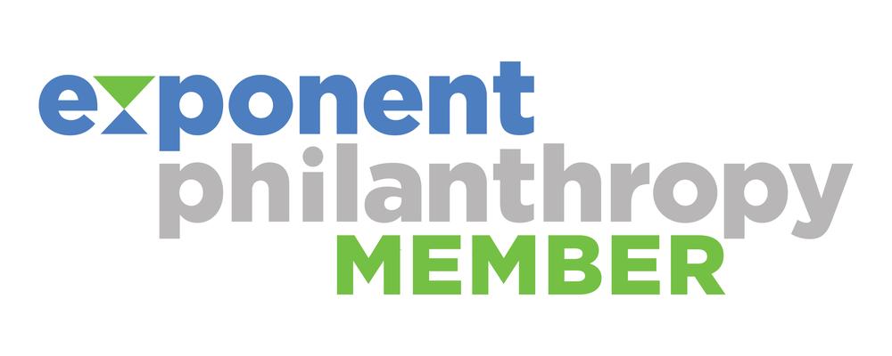 Exponent Philanthropy Member