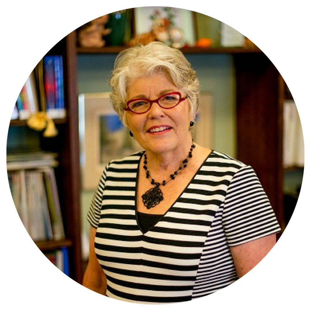 Jan Sanders - Former Director, Pasadena Public Libraries; Former President, Public Library Association