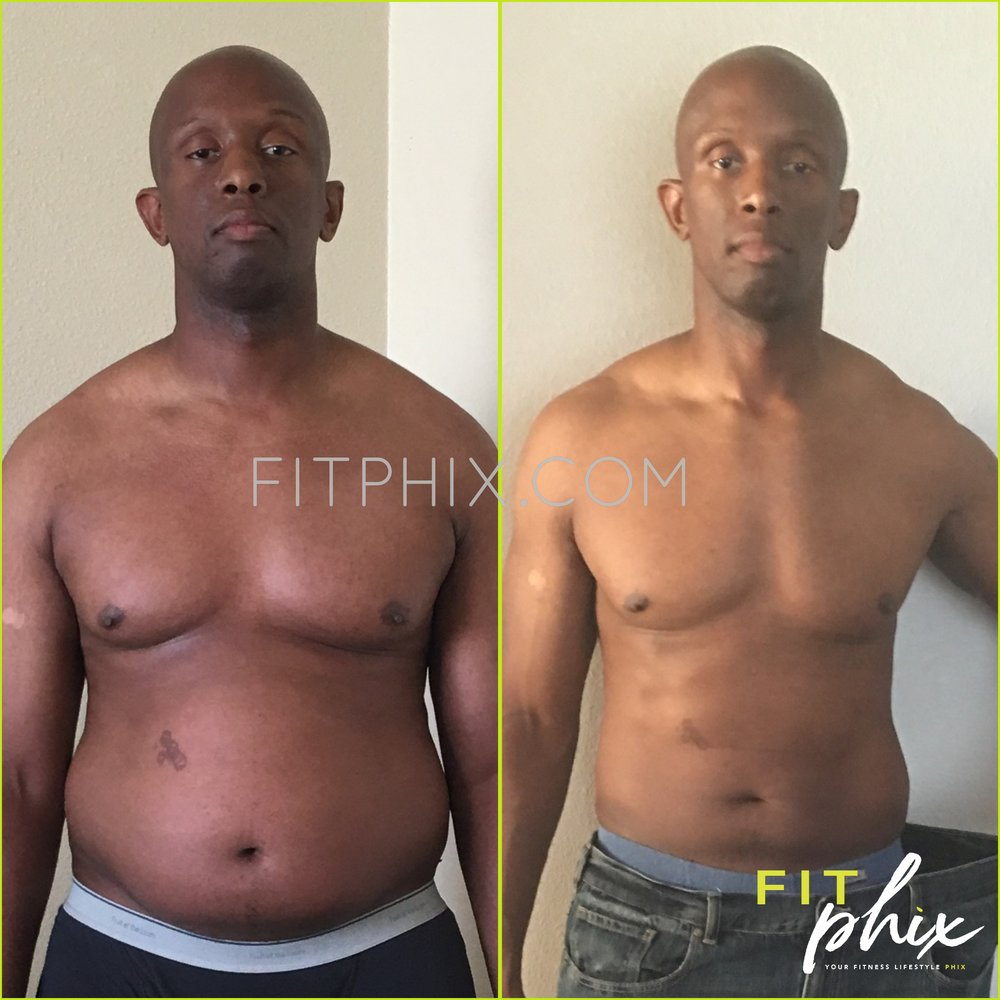 GYM PHIX   Month to Month weight loss program that you do anywhere as long as you have access to a gym & food. We personalize your food amounts & workouts. We also adjust everything according to your measured weekly readings.