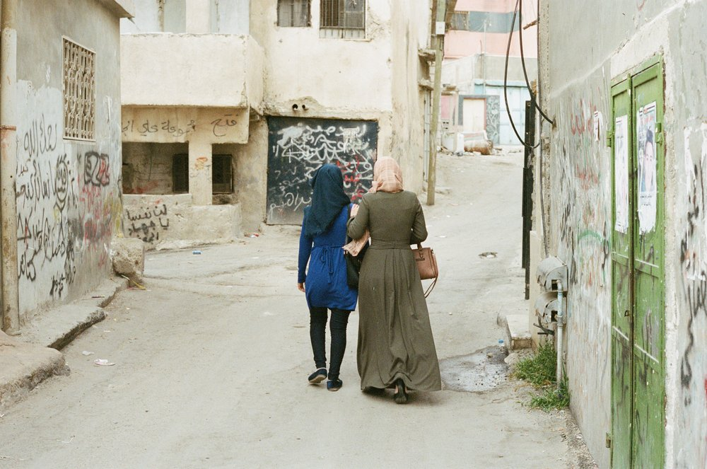 Rose Hartley- Dheisha Refugee Camp, Palestine.JPG