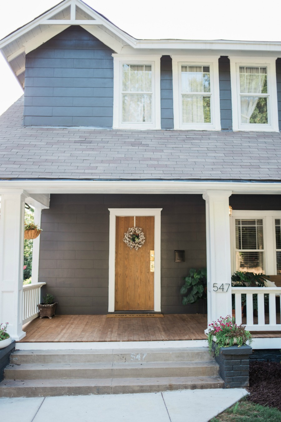 Our 1920 Sears Kit House Before & After Tour // Part 1 — Emily Netz