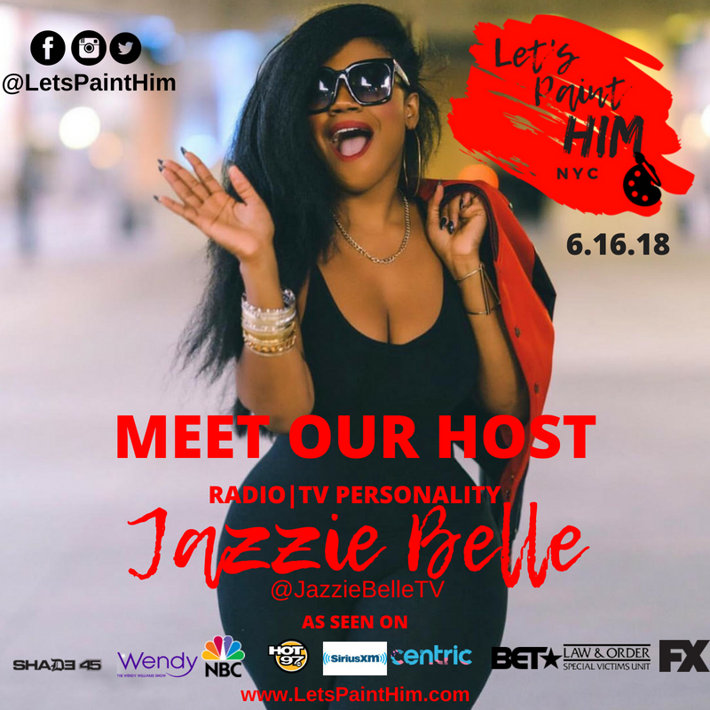 """Jazzie Belle, CEO of Belle Entertainment, has captured audiences through her diverse roles including radio host, correspondent, model and actress. For 5 years Jazzie Belle was the only female co-host on the legendary Streetsweeper Radio show featured on both Shade 45 (Sirius XM) and 2 years at Hot 97. Jazzie Belle prides herself on being the voice of reason for women. Brought up in Detroit, Jazzie first began her career as an urban model, appearing in publications such as Smooth, Black Men's Magazine, and The Source.  Determined to never remain stagnant, Jazzie took her talents to the small screen, appearing on the popular NBC drama, Law and Order SVU and FX's Onion News. Her success in television led the model and actress to launch her Women in Hip Hop Podcast and Jazzie Belle TV. Showcasing her quirky sense of humor aligned with frank talk and sharp wit, Jazzie Belle had the pleasure in interviewing some of your favorite celebrities such as Wendy Williams, 50 Cent, Whoopi Goldberg and many more!  With the success of her radio show and impressive talent, Jazzie was asked to be a correspondent for both The BET Awards and The Soul Train Awards, and landed a guest spot as a host on Love & Hip Hop New York. Jazzie's impressive resume caught the eyes of BET Execs and her talents landed her a hosting position doing digital recaps for Centric TV's docu-series """"According to Alex"""" and Queen Latifah's """"From the Bottom Up."""" There's no limit to what Jazzie Belle can accomplish, prevailing at any role given to her and continuing to evolve in her career as a media maven."""