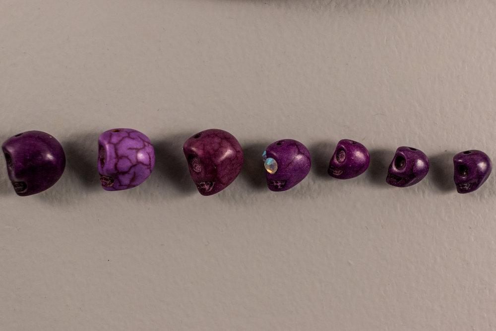 Purple Color Story - Dtails 05