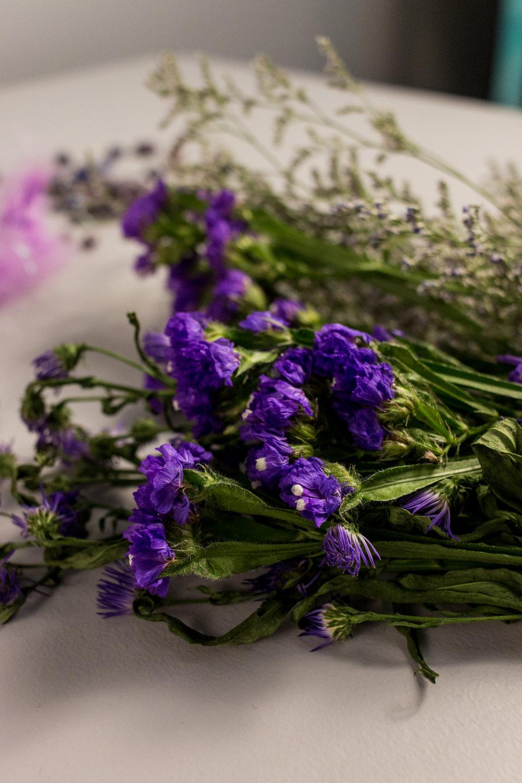 Purple Color Story - Details 08