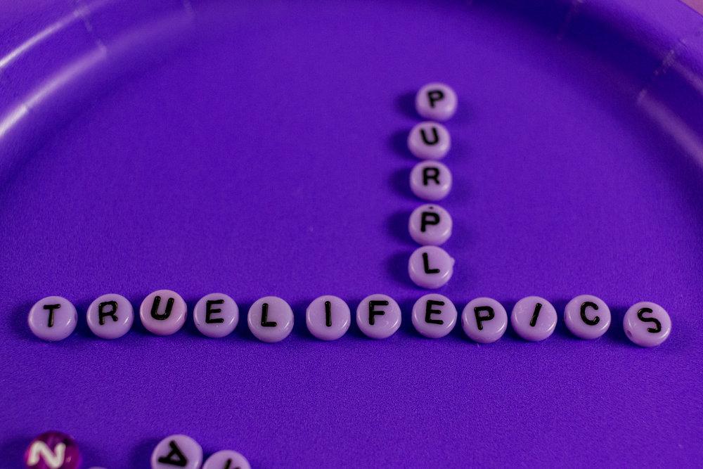 Purple Color Story - Details 09