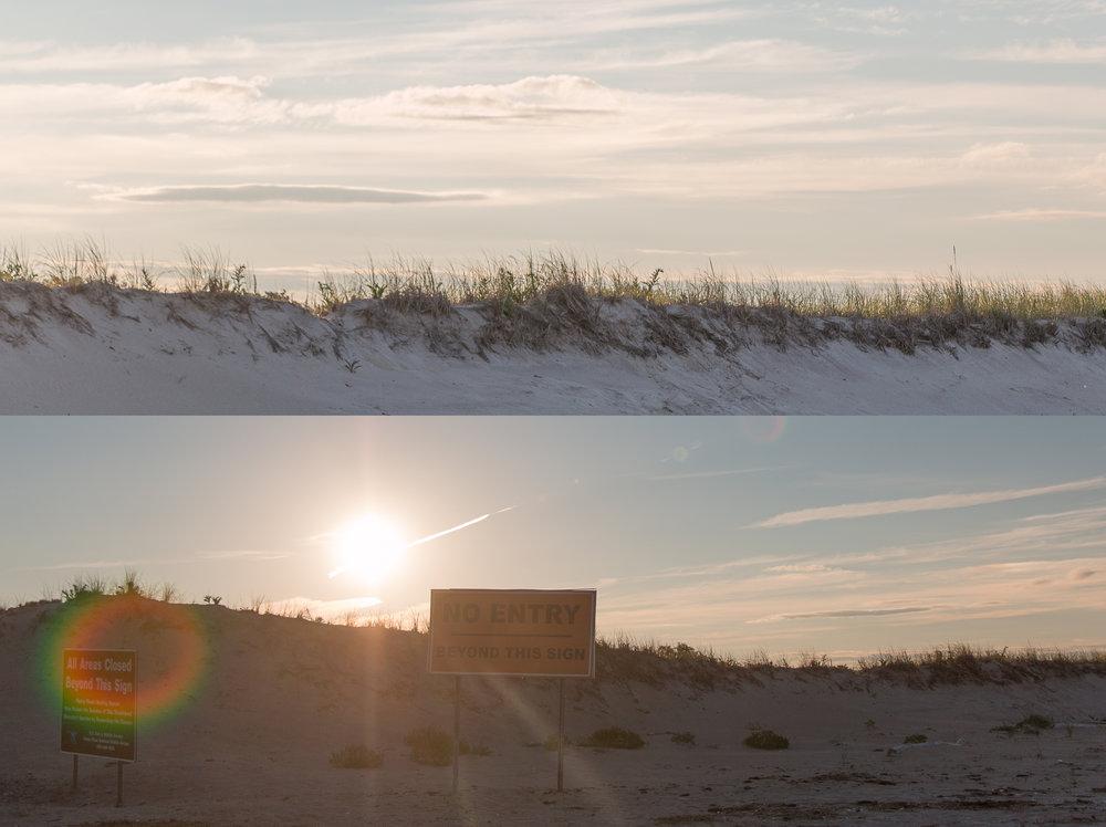 Good Night Sun! Thanks for the rainbow lens flair!.. August 7, 2015
