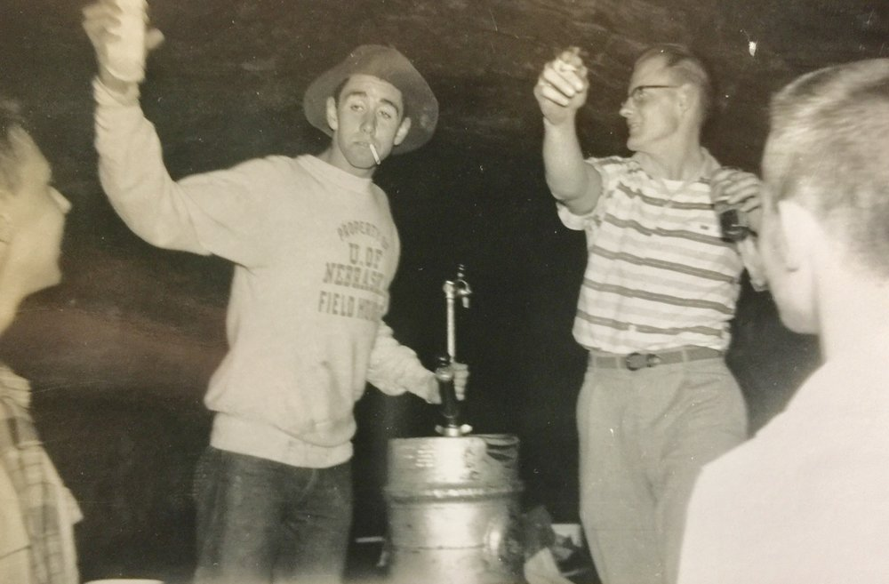 THE OMAHA WORLD-HERALD:the truths and legends of Nebraska's party cave… - https://www.omaha.com/living/the-truths-and-legends-of-nebraska-s-party-cave-starring/article_0a1df5f4-1bd8-5541-bf9a-fc80976a69b8.html