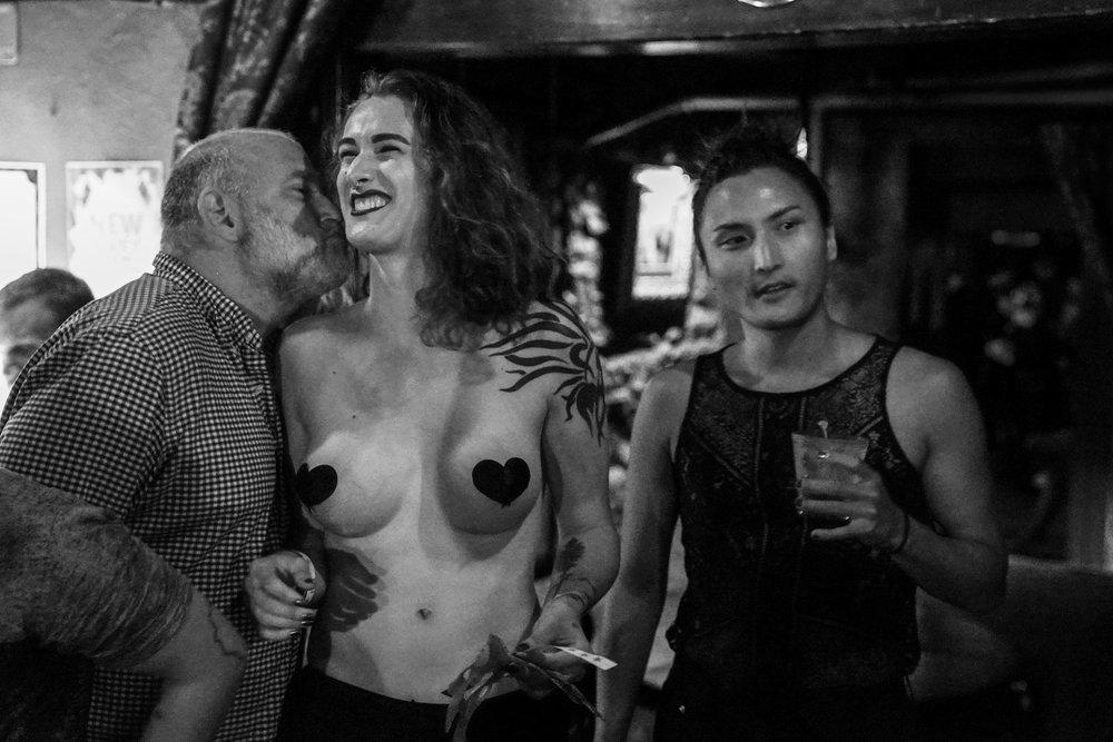 Burlesquerade — Boulder Pridefest 2018
