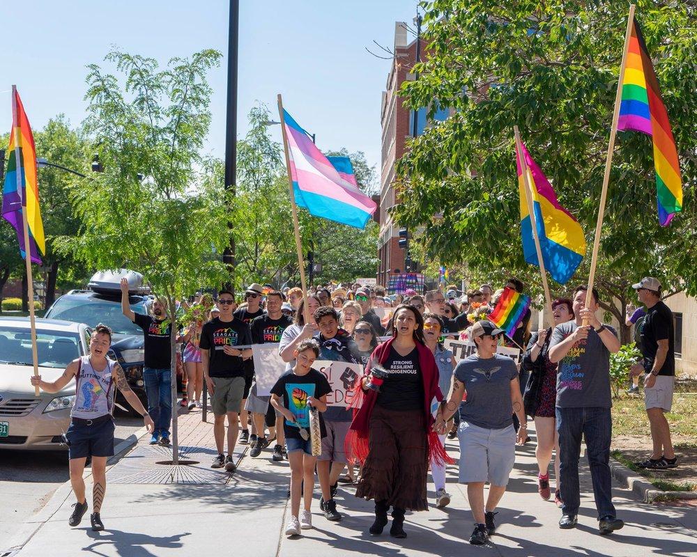 Boulder Pridefest 2018