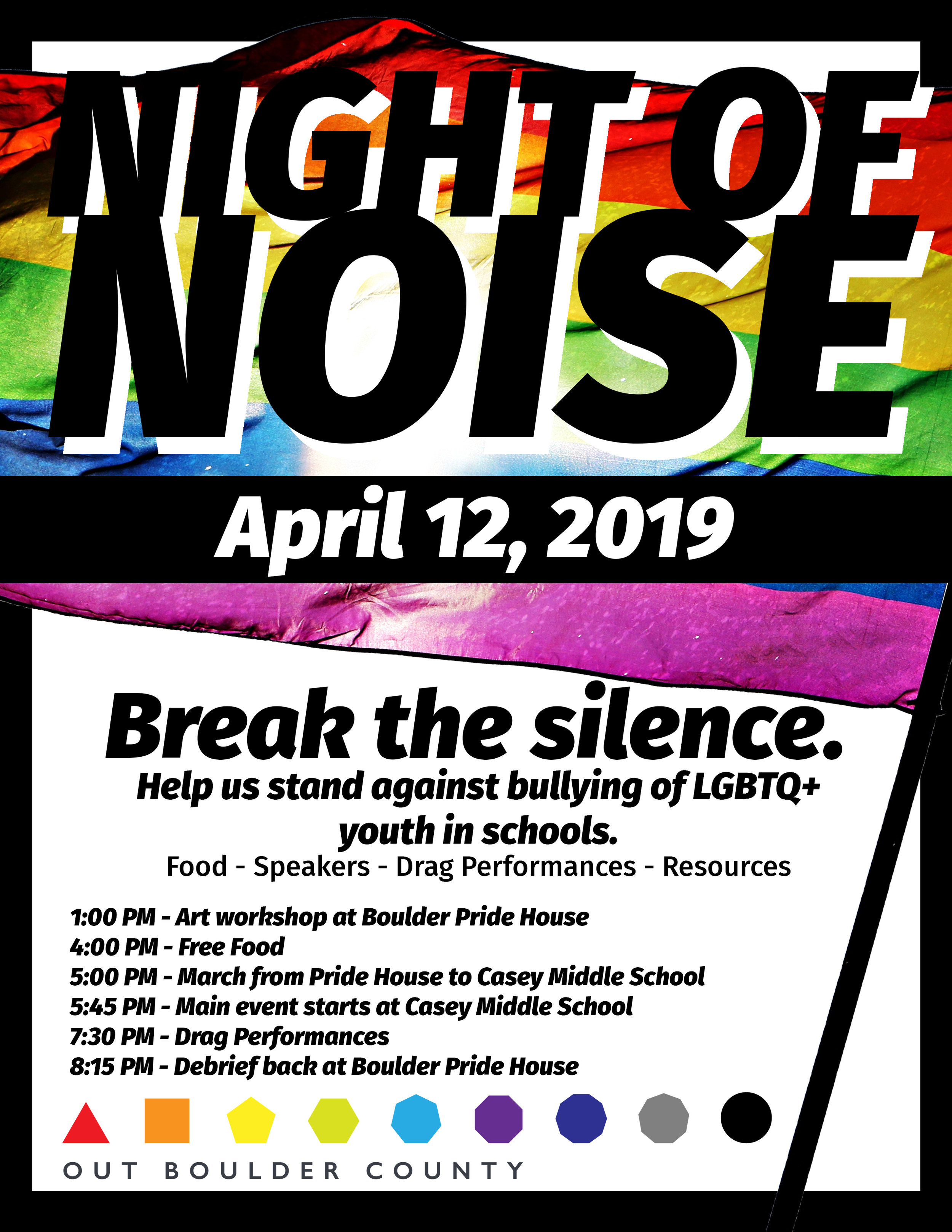 Night of Noise — Out Boulder County