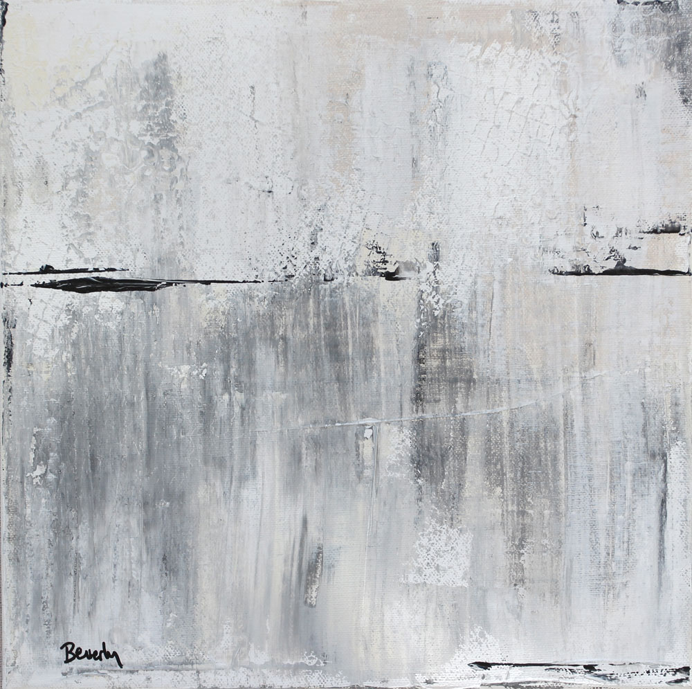 Shades of Grey - Color Play Painting Collection - Beverly Ash Gilbert